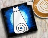 Cat Gift: Cat lover gift,...