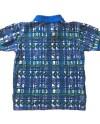 Vintage Little Boy S Printed Polo Shirt 4 5 Etsy