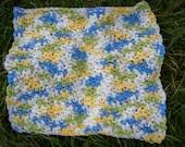 Crochet Handmade Cotton Face Scrub
