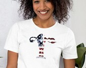 Uterus Shirt - Patriotic ...