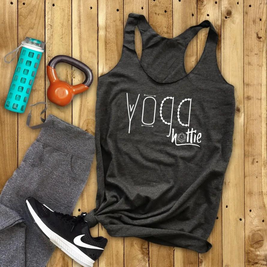 Yoga Hottie Tank Top Ladi...