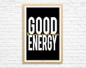 Good Energy, Yoga Art, Yo...