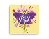Beautiful Butterfly Canva...