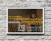 Julia Child Poster, Insta...