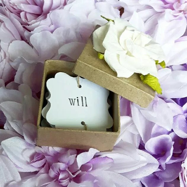 Will you be my Bridesmaid // Maid of honor Proposal Box // image 2