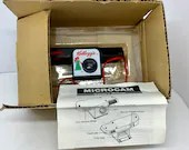 Kellogg's Promotional Microcam Mini Camera Merchandise for Boxtops Marketing giveaways Advertising SWAG