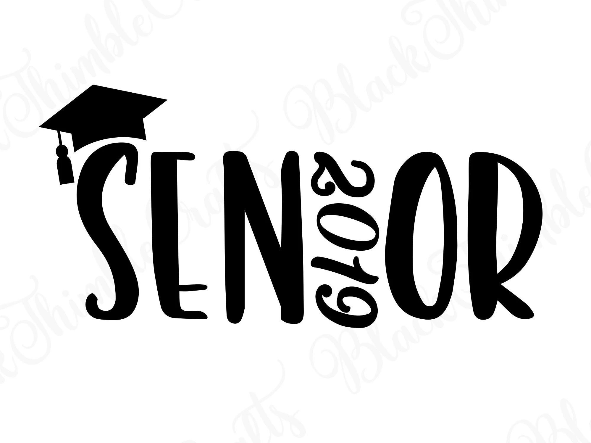Senior Svg Senior Svg Graduation Svg College