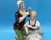 Made In Occupied Japan Vintage Figurine