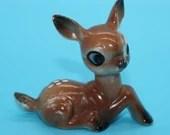 Vintage Baby Deer Figurine