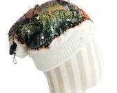 Lace Pattern Knitted Handmade Beanie Woolen Hat   Lace Pattern Hat   Handmade Hat   Knitted Cap   Beanie Woolen Cap   Hat   Cap   Headwear
