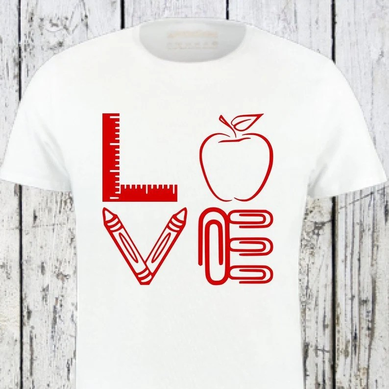 Download Teacher svg Teacher Love svg Love Teacher svg Apple of my ...