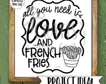 Download Instant Pot SVG Cut File All You Need Is Love And An ...