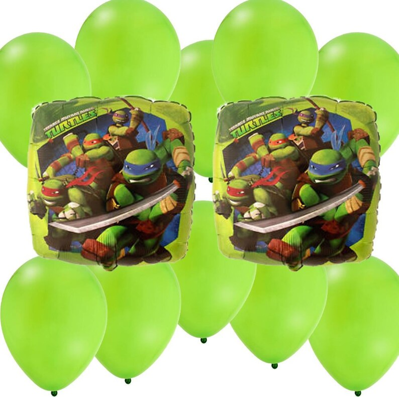 teenage mutant ninja turtles party 18