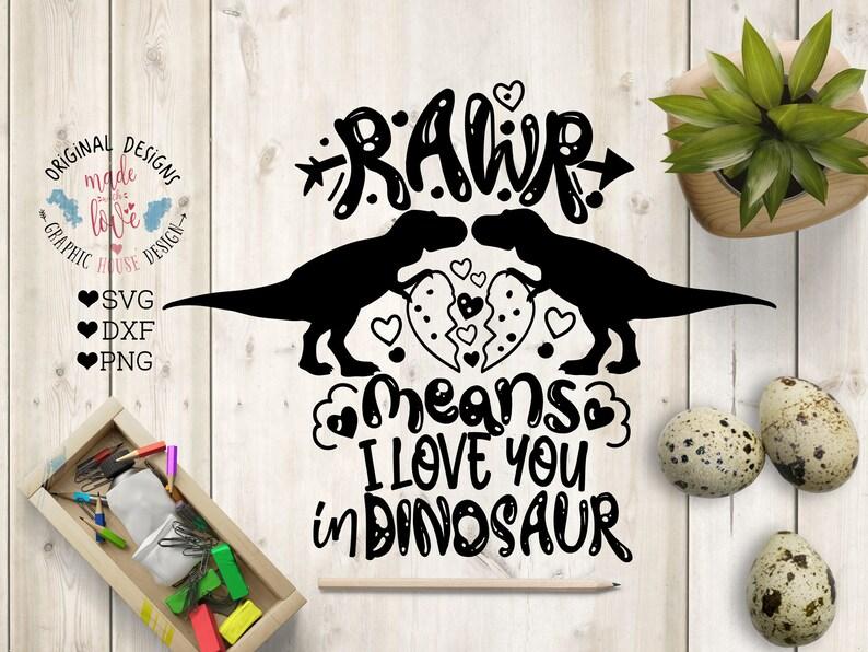 Download Rawr svg Dinosaur svg Rawr means I love you in dinosaur ...