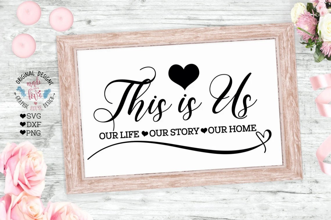 Download Love svg This is Us SVG Our Story Our Home Couple svg   Etsy