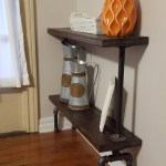 9 Or 11 Depth Table Wood Table Entry Way Table Etsy