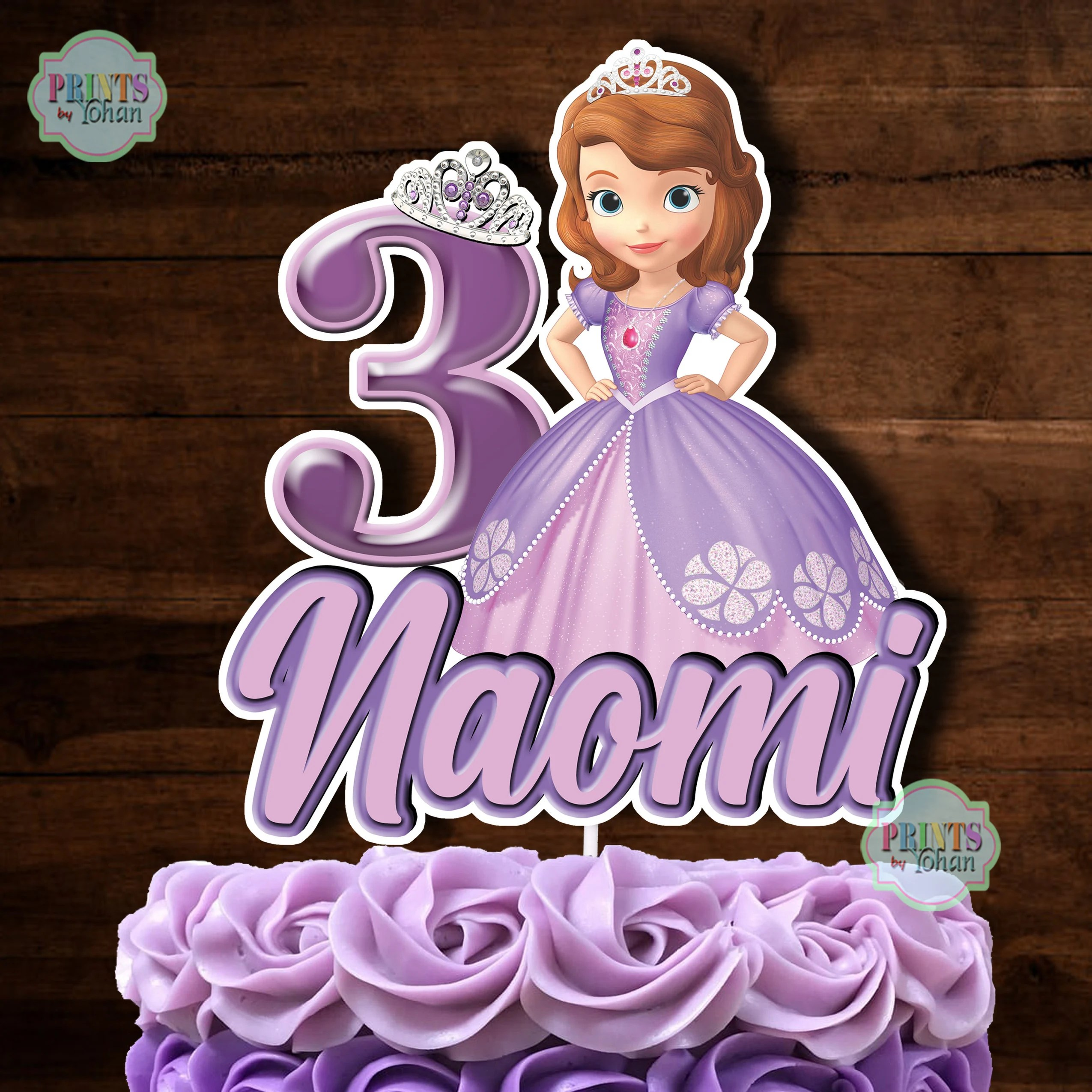 Kids Birthday Party 12pcs Yuesen Sofia Cake Toppers Party Supplies Princess Cupcake Toppers Sofia Happy Birthday Cake Decorations For Girls Frozen Fans Toys Games Decorations Clinicadelpieaitanalopez Com