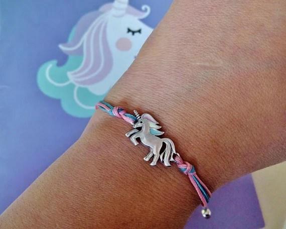 Unicorn bracelet