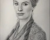 Cersei Lannister Art Print