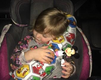 seat belt pillow etsy