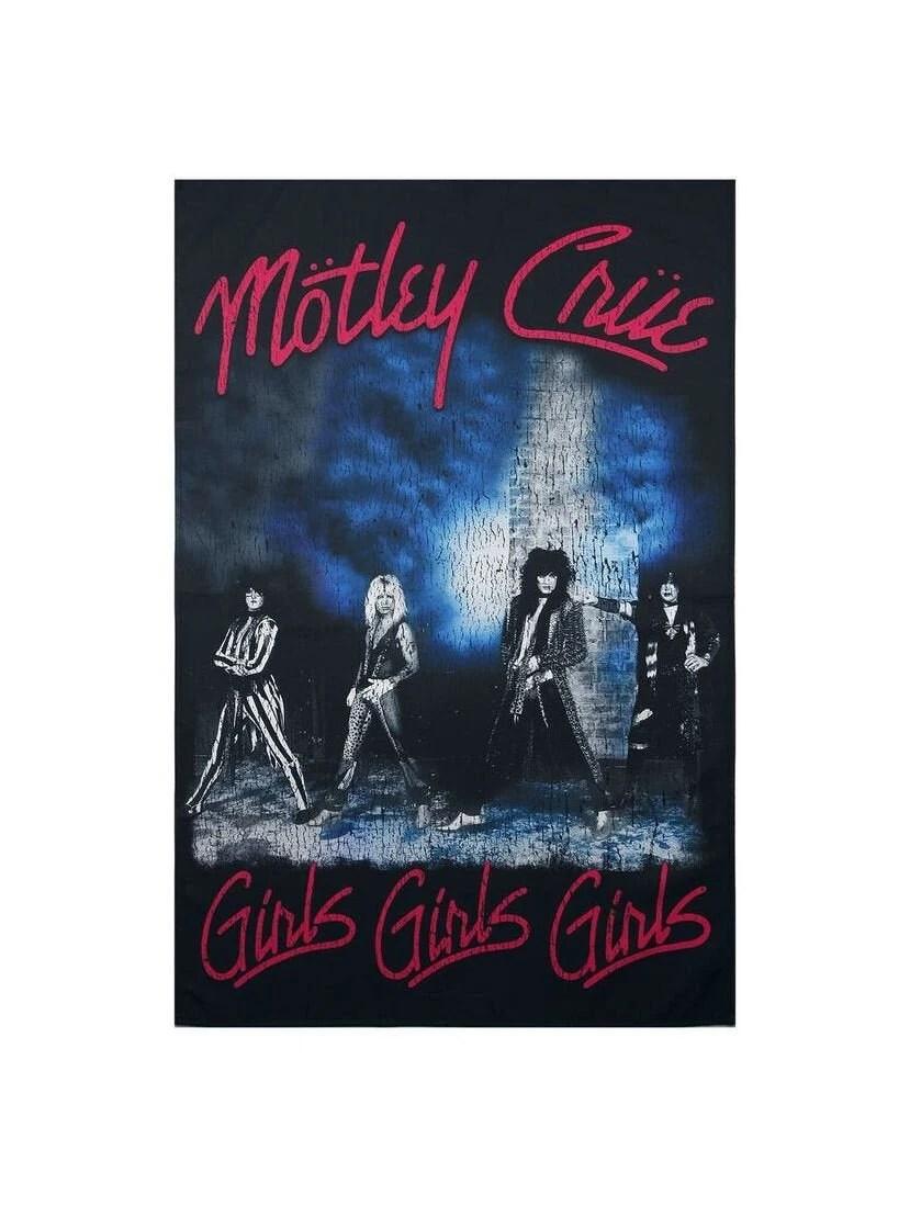 motley crue poster etsy