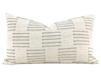 modern lumbar pillow etsy