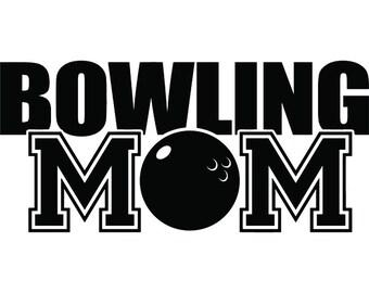 Download Bowling logo svg | Etsy