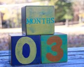 Milestone blocks