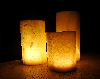 onyx lamp etsy