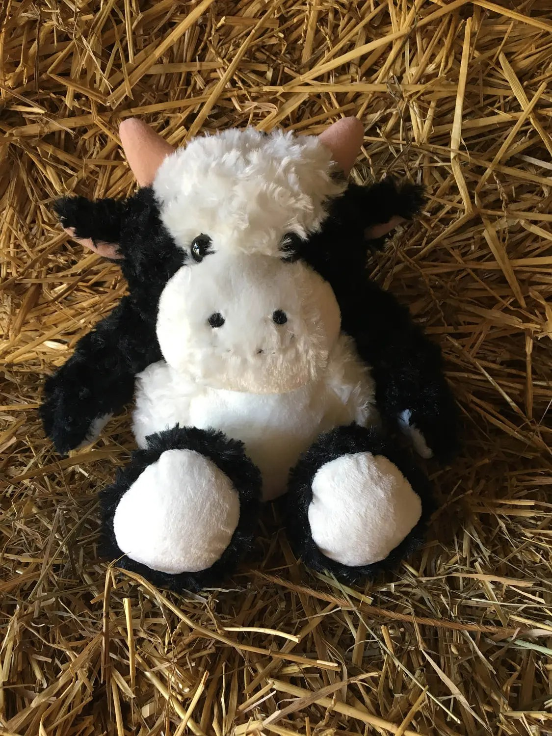 Weighted Cow 14 3lb Weighted Plush Cow Weighted