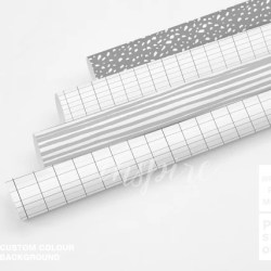 Gift Wrapping Paper Rolls Mockup Psd Smart Object Layer Etsy