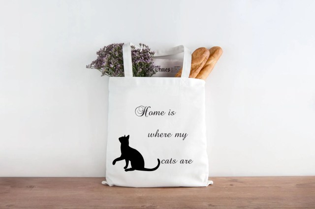 Home Is Where My Cats Are...
