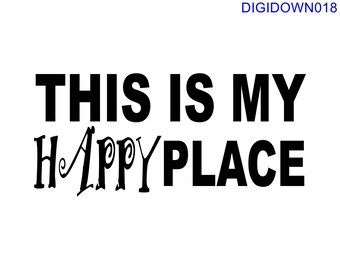 Download Eat pray love SVG Cut File mtc svg pdf eps ai dxf | Etsy