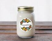 Editable Floral Pantry labels - Instant Download, Custom font, PDF, Printable Spice Labels, Round labels, kitchen labels