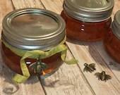 Misty Meadows Raw Wildflower Honey - Gift Jar