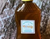 Misty Meadows Raw Wildflower Honey - 2 lbs