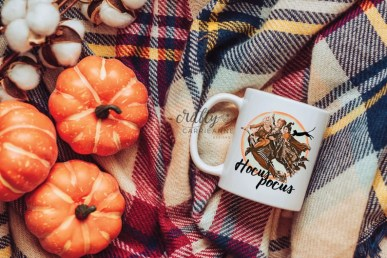 Hocus Pocus Coffee Mug Halloween Decor Fall Halloween image 0