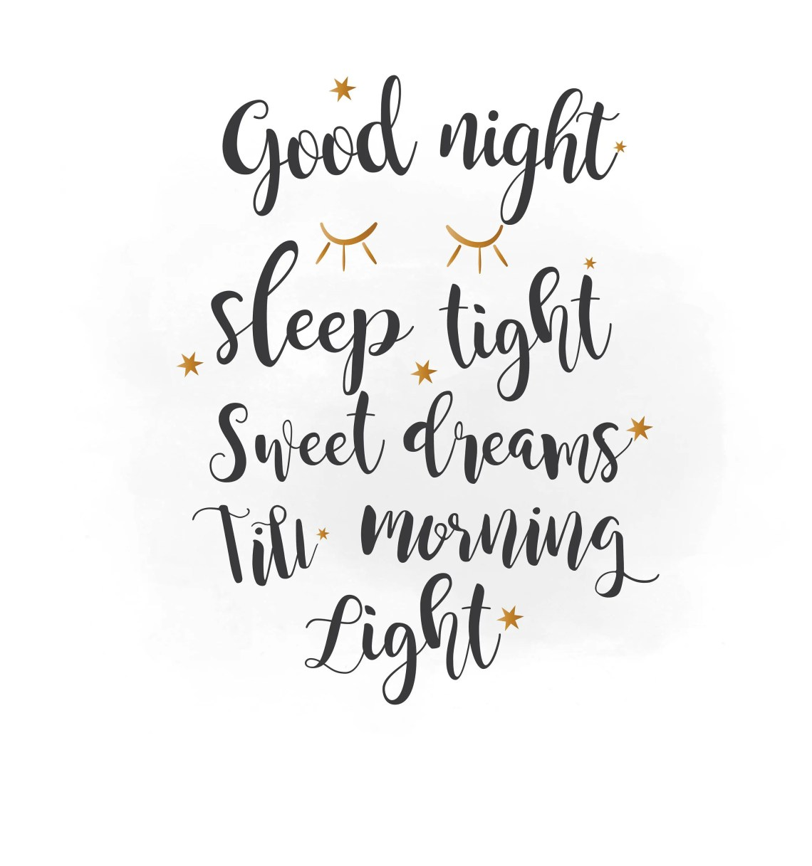 Download Goodnight sleep tight SVG clipart sweet dreams SVG Cut ...