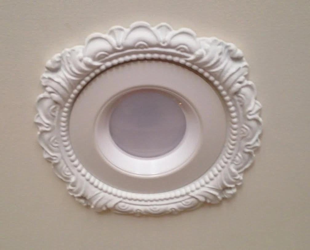 6 3 4 decorative recessed light trim for recessed lighting lr 601