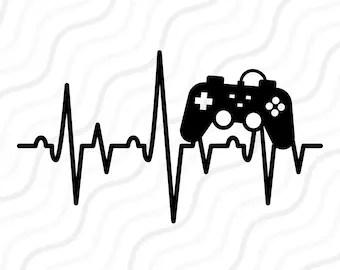 Download Video game svg   Etsy