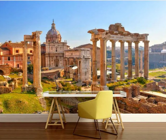 Rome Wall Mural Italy Wall Mural Colosseum Wallpaper Arches Wall Mural Italy Wallpaper Roman Walpaper Roman Wall Mural Colosseum