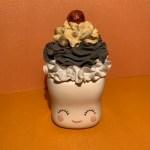 Clearance Faux Whipped Cream Marshmallow Mug Topper Rae Dunn Etsy