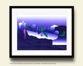 Interlude Fine Art Print ...