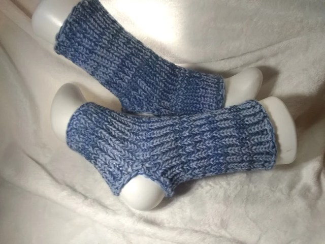 100% Wool Yoga Socks image 0