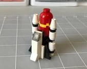 Mini Micro Space Shuttle Kit   w LEGO Brick