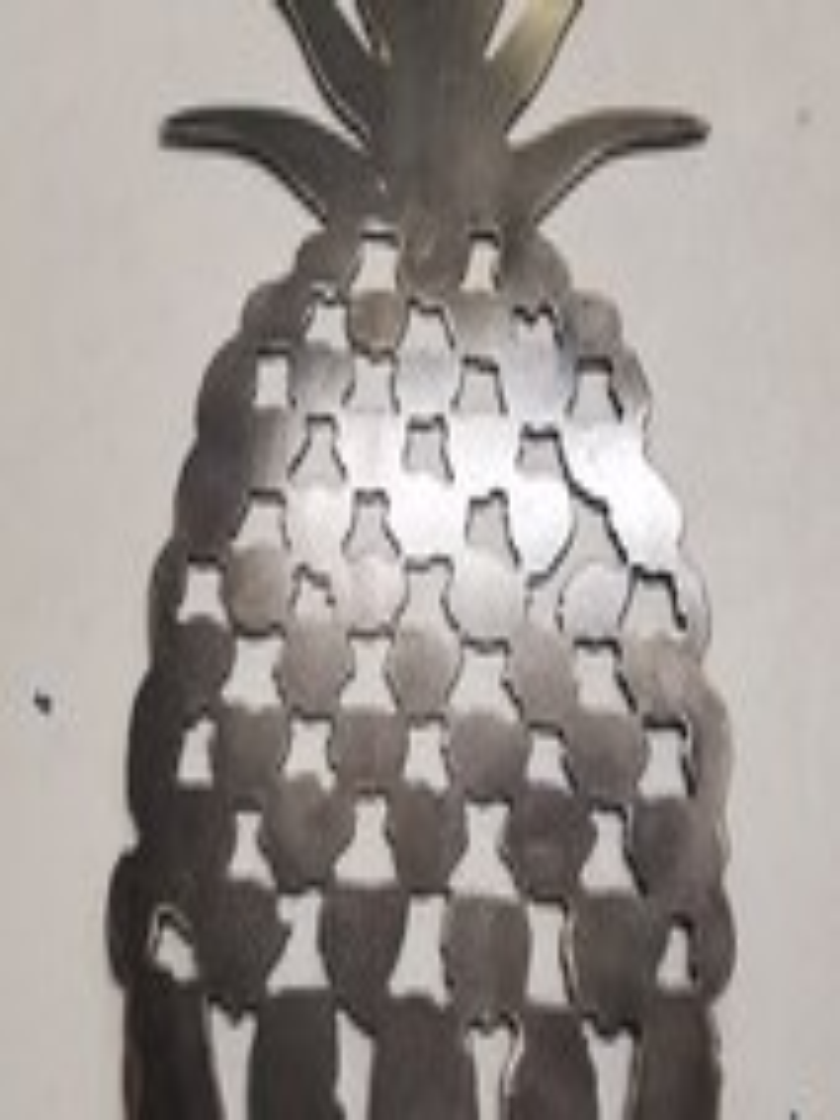 Pineapple - Plasma Art...