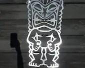 Large Tiki Man Aluminum M...