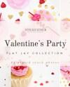 Valentine S Party Styled Stock Bundle Valentine Stock Etsy