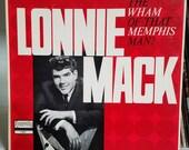 Lonnie Mack Early Rock LP...