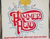 Hammer Head Heart Made Of...